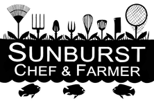 sunburst chef & Farmer